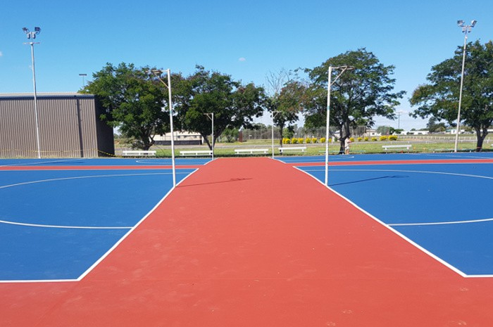 Queensland Sports Courts Construction
