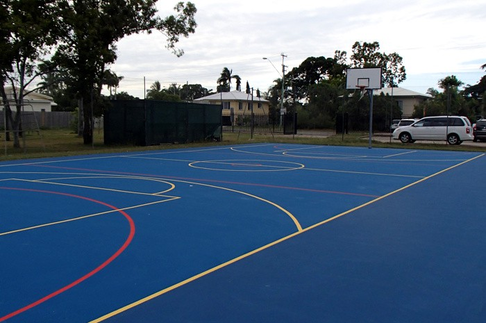 Queensland Sports Courts Surfaces